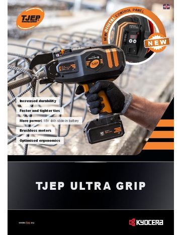 TJEP ULTRA GRIP brochure