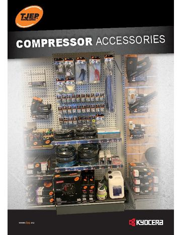 Compressor accessories catalogue