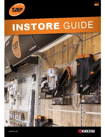 Instore Guide