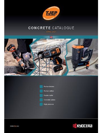 Concrete Catalogue 2021 UK
