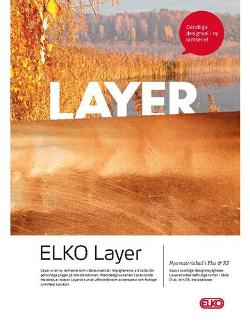 "<span class=""fw-normal"">ELKO Layer</span>"